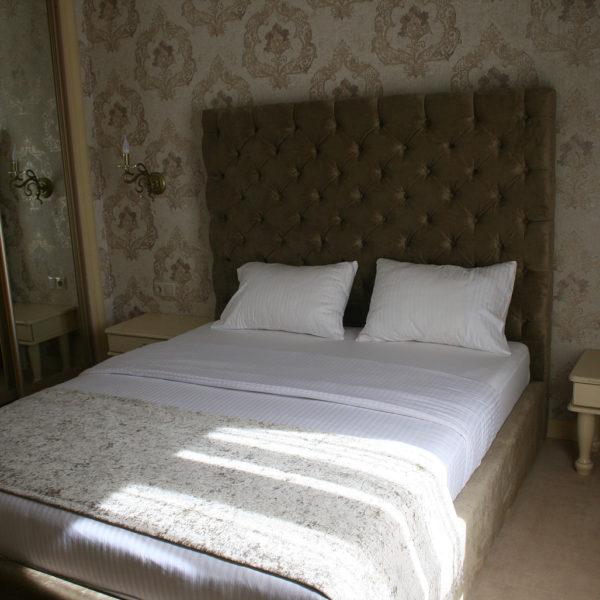 Двухместный номер делюкс с 1 кроватью Гостиница в Буденновске Отель Дали