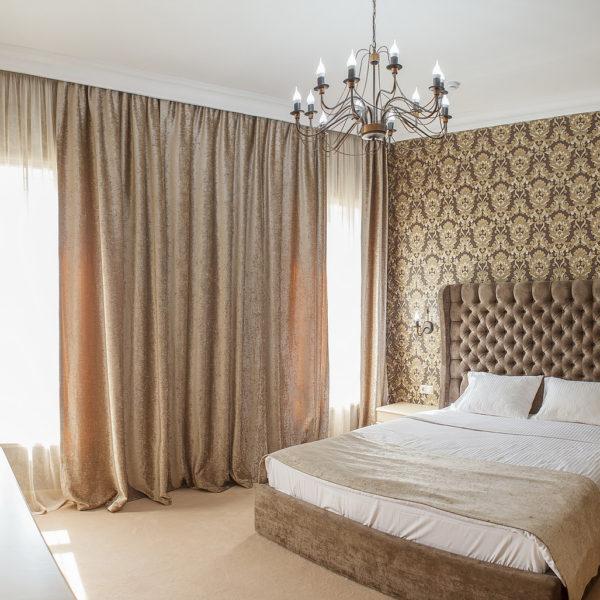 Номер Люкс c одной спальней Гостиница в Буденновске Отель Дали